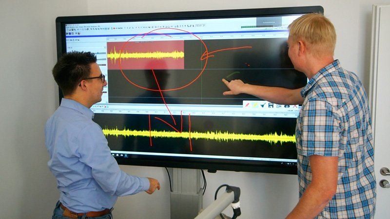 Training und Analyse im MultimediaLab
